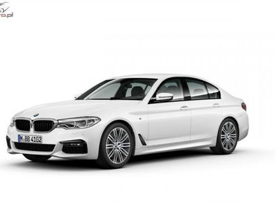 używany BMW 530 seria 5 2dm3 252KM 2019r. km i xDrive | sportowe fotele | as. parkowania | Harman Kardon |