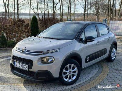 używany Citroën C3 1.2dm 82KM 2017r. 63 000km