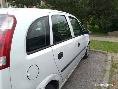 używany Opel Meriva 1.7 2005 rok