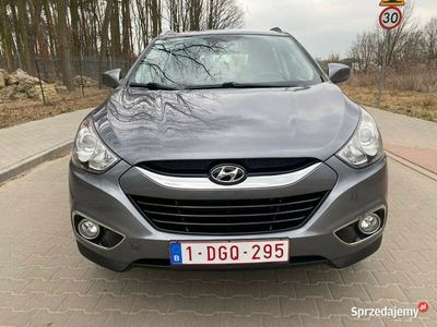 używany Hyundai ix35 1,7CRDi Klimatronik 147tys km 100% bezwypadkowy