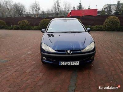używany Peugeot 206 I 5 drzwi Długo ważne opłaty, Bydgoszcz
