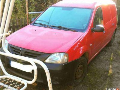 używany Dacia Logan 1.5 dCi 2007r diesel Van VAT-1