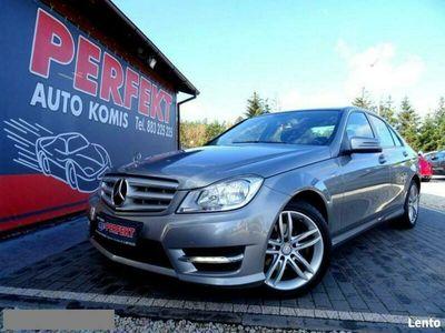 używany Mercedes C220 2.2dm 170KM 2013r. 112 000km