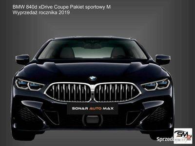 używany BMW 840 840 i xDrive Coupe Pakiet Sportowy M G15 (2018-)