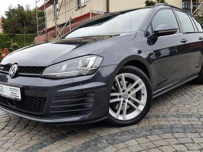 używany VW Golf (Nr. 211) 2.0 GTD, 184 KM, Xenon, Full asystenci alu 17, 2016 r