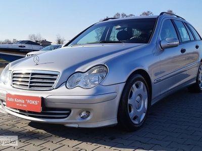 used Mercedes 200 Klasa C W203COMPRESSOR