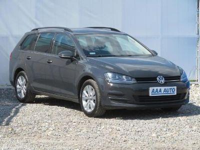 używany VW Golf Sportsvan  Salon Polska, Serwis ASO, Xenon, Bi-Xenon, Klima, Tempomat,