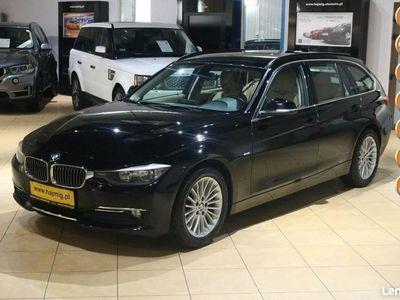 używany BMW 318 Luxury Line + Pakiety, Gwarancja x 5, PL, fv VAT 23