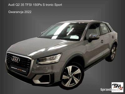 używany Audi Q2 1.5dm 150KM 2019r. 16 895km