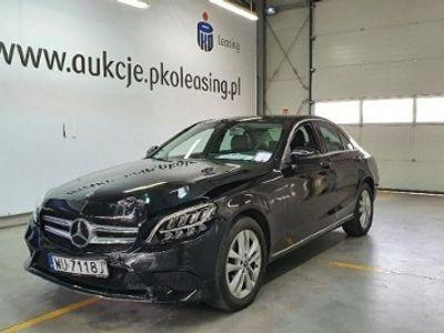 używany Mercedes C220 Klasa C W205 Brutto,, C Klasa [W 205] 18-,d 4MATIC 9G-TRONIC