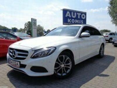 używany Mercedes 220 Klasa C W205Navi Parktronic Full LED Climatronic VAT 23%