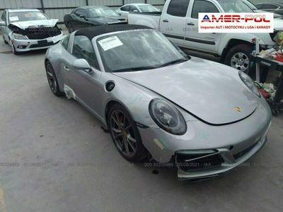 używany Porsche 911 3dm 450KM 2019r. 17 775km