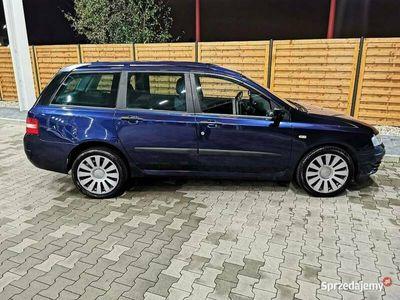 używany Fiat Stilo 1.9dm 80KM 2004r. 192 000km