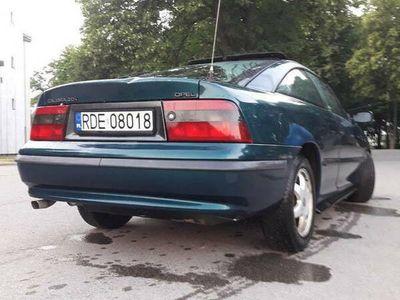 używany Opel Calibra 2.0 8v