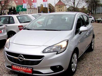 używany Opel Corsa E Salon Polska Instalacja Gazowa Fabryczna