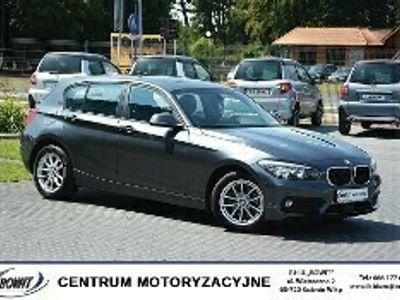 używany BMW 118 SERIA 1 II2015r Serie 1 - Nawigacja, Klimatyzacja - Salon - Serwis