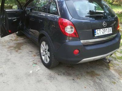 używany Opel Antara niski przebieg