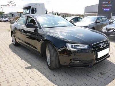 gebraucht Audi A5 A5 2dm3 177KM 2014r. 119 431km 177 KM, FV 23%, Gwarancja!!