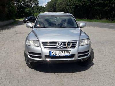 używany VW Touareg v10