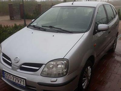 używany Nissan Almera Tino 1.8 Benz. 115 KM, 2006r. NOWA CENA.
