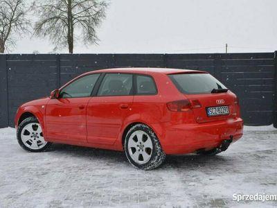 używany Audi A3 2.0 TDI 140KM Klimatyzacja Alufelgi Zarejestrowana Anglik