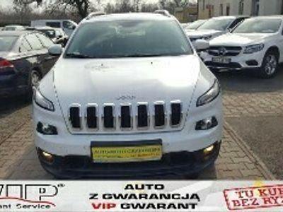 używany Jeep Cherokee V [KL] 2.0 MJD 4x2 Longitude EU6
