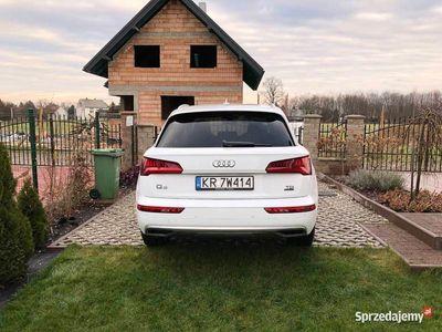 używany Audi Q5 FY - cesja leasingu lub FV VAT