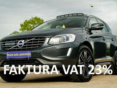 używany Volvo XC60 2dm 190KM 2018r. 125 000km