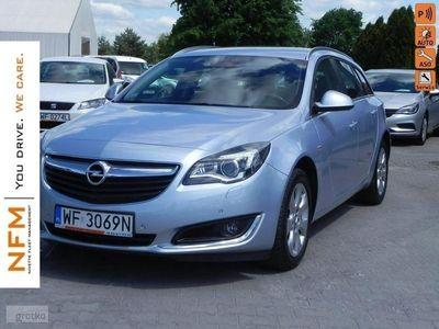 używany Opel Insignia Country Tourer 1,6 SHL(170 KM) EDITION Xenon Salon PL Faktura VAT, Warszawa