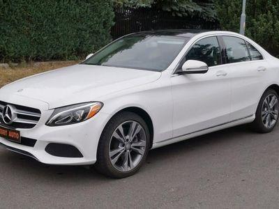 używany Mercedes C300 2dm 245KM 2016r. 17 552km