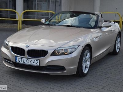 używany BMW Z4 II (E89) [12136] sDrive 23i, Kabriolet, Gdańsk