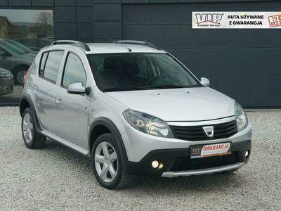 używany Dacia Sandero Stepway 1.6Benzyna+85PS+Klima+65tyś.Km+Gwarancja