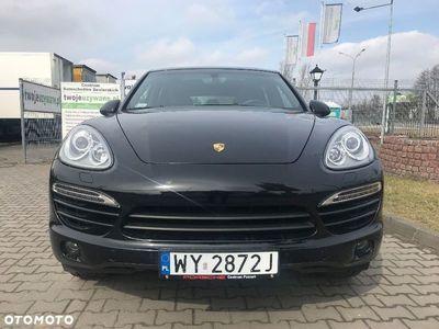 używany Porsche Cayenne II