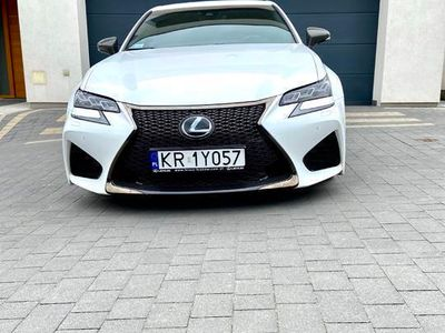 używany Lexus GS F limitowana edycja Carbon. Jedyny taki w Polsce.