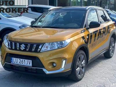 używany Suzuki Vitara Zakup bez wychodzenia z domu 1.4 2WD PREMIUM 2019 A/T Samochód testowy III (2015-)