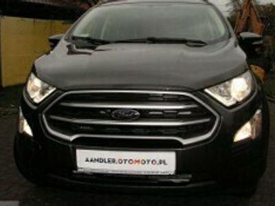 używany Ford Ecosport II Eco Boost 1.0 125KM