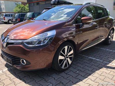 używany Renault Clio GrandTour IV Lux, Nawigacja, Kamera cofania