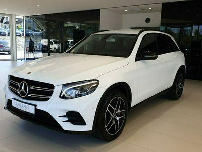używany Mercedes GLC220 2.1dm 170KM 2019r. 45 990km