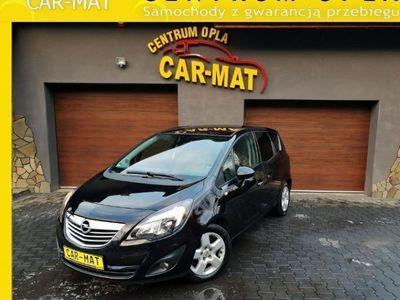 używany Opel Meriva 1.4dm3 140KM 2010r. 103 000km COSMO Serwis Opla Llakier Oryginał Garancja 1,4 TURBO 140ps