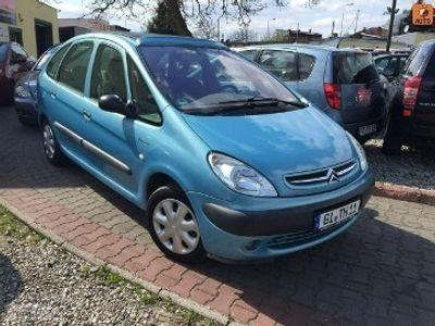 używany Citroën Xsara Picasso 1.8dm 115KM 2000r. 230 000km