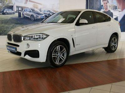 używany BMW X6 3dm 313KM 2018r. 37 915km