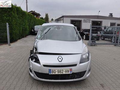 używany Renault Grand Scénic 1.5dm 110KM 2010r. 290 000km