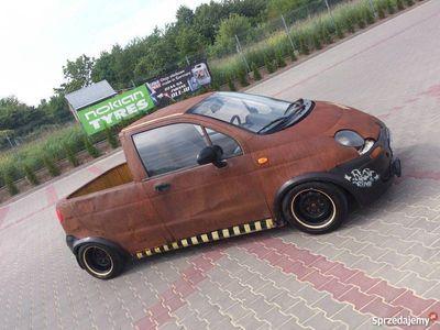 używany Chevrolet Matiz ** Jedyny Rost Pickup ** szeroka Stal Polecam!