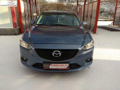 gebraucht Mazda 6 2.5dm3 191KM 2015r. 32 283km Kredyt bez BIK. 2.5- 200Ps. Climatronic. Kamera-cofania. Navi