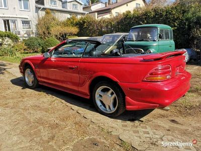 używany Ford Mustang GT cabrio 5.0 V8 wersja Japońska