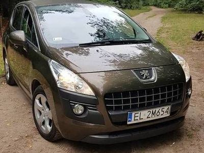używany Peugeot 3008 1.6 Vti + gaz