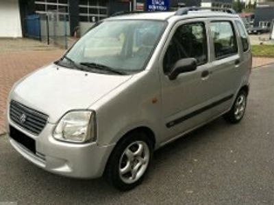 używany Suzuki Wagon R II R+ 2003 rok 1.3 benzyna ! idealny do miasta !