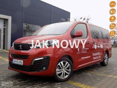używany Peugeot Traveller 2dm 150KM 2019r. 2 900km