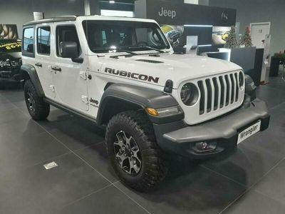 używany Jeep Wrangler Unlimited Rubicon 2,0 272 KM Hard Top