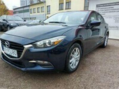 używany Mazda 3 III 2.0 benz, automat, przebieg 25 tys, GPS, piękna!